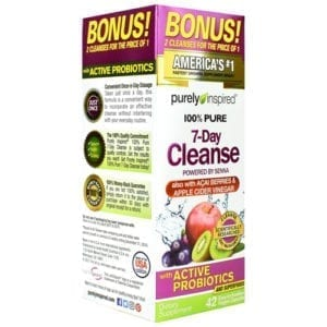muscletech 100% pure 7 day cleanse