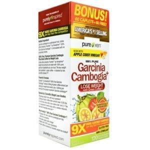 muscletech 100% pure garcinia + cambogia