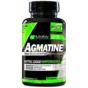Nutrakey AGMATINE POWDER 30/GRAMS