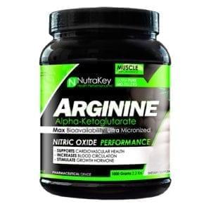 nutrakey arginine powder