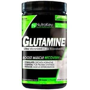 nutrakey l-glutamine