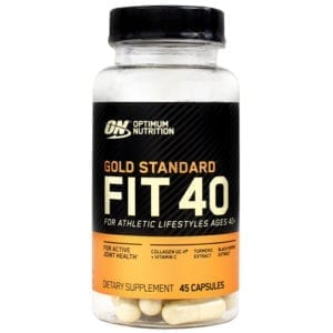 optimum nutrition fit 40 joint health