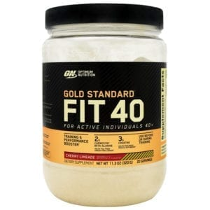 optimum nutrition fit 40 performance booster