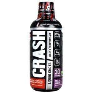 pro supps crash liquid shots