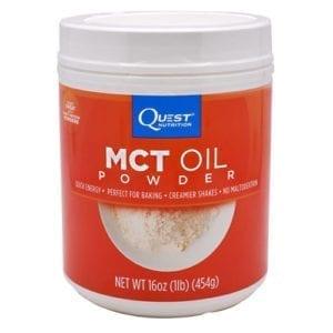 quest nutrition mct oil powder