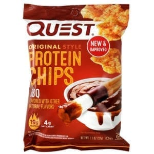 Quest Nutrition QUEST PROTEIN CHIPS BBQ 8/BOX