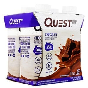 Quest Nutrition QUEST RTD CHOCOLATE 12/CASE