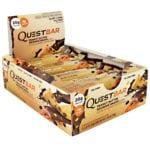 Quest Nutrition QUEST BAR PB BRWNIE SMASH 12/B