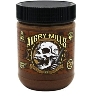 sinister labs angry mills almond spread