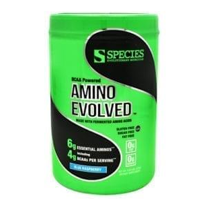 species nutrition amino evolved