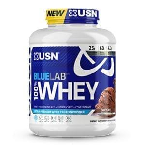 usn blue lab 100% whey