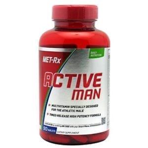 met-rx usa active man